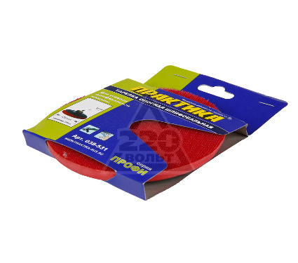 Купить Тарелка опорная ПРАКТИКА 038-531, оснастка для полирования