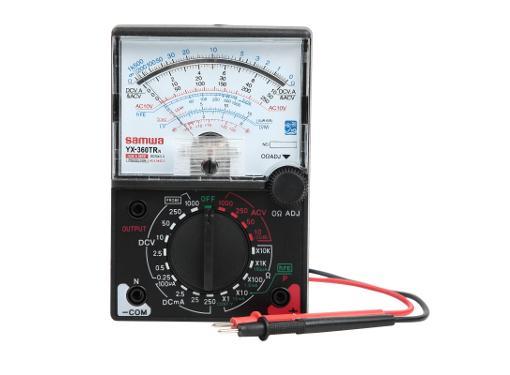 Мультиметр TEK Ресанта YX-360 TRn