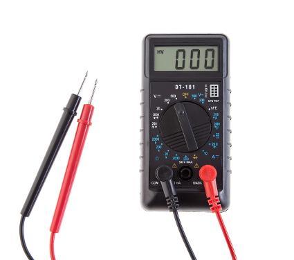 Мультиметр цифровой TEK Ресанта DT 181