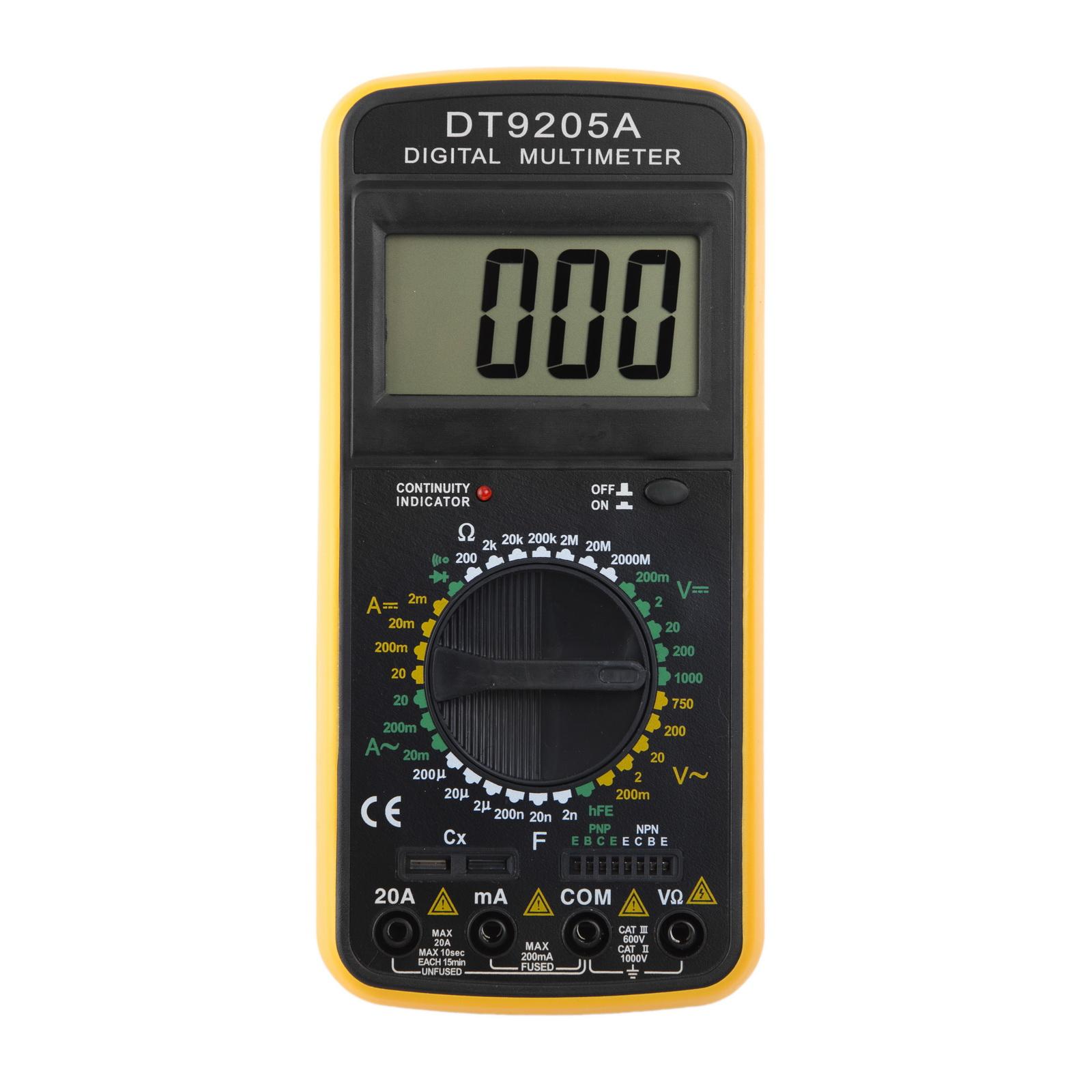 Dt9205a цифровой 220 Вольт 529.000
