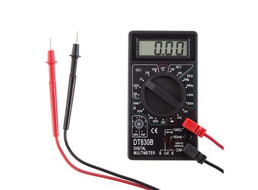 Мультиметр цифровой TEK DT830B