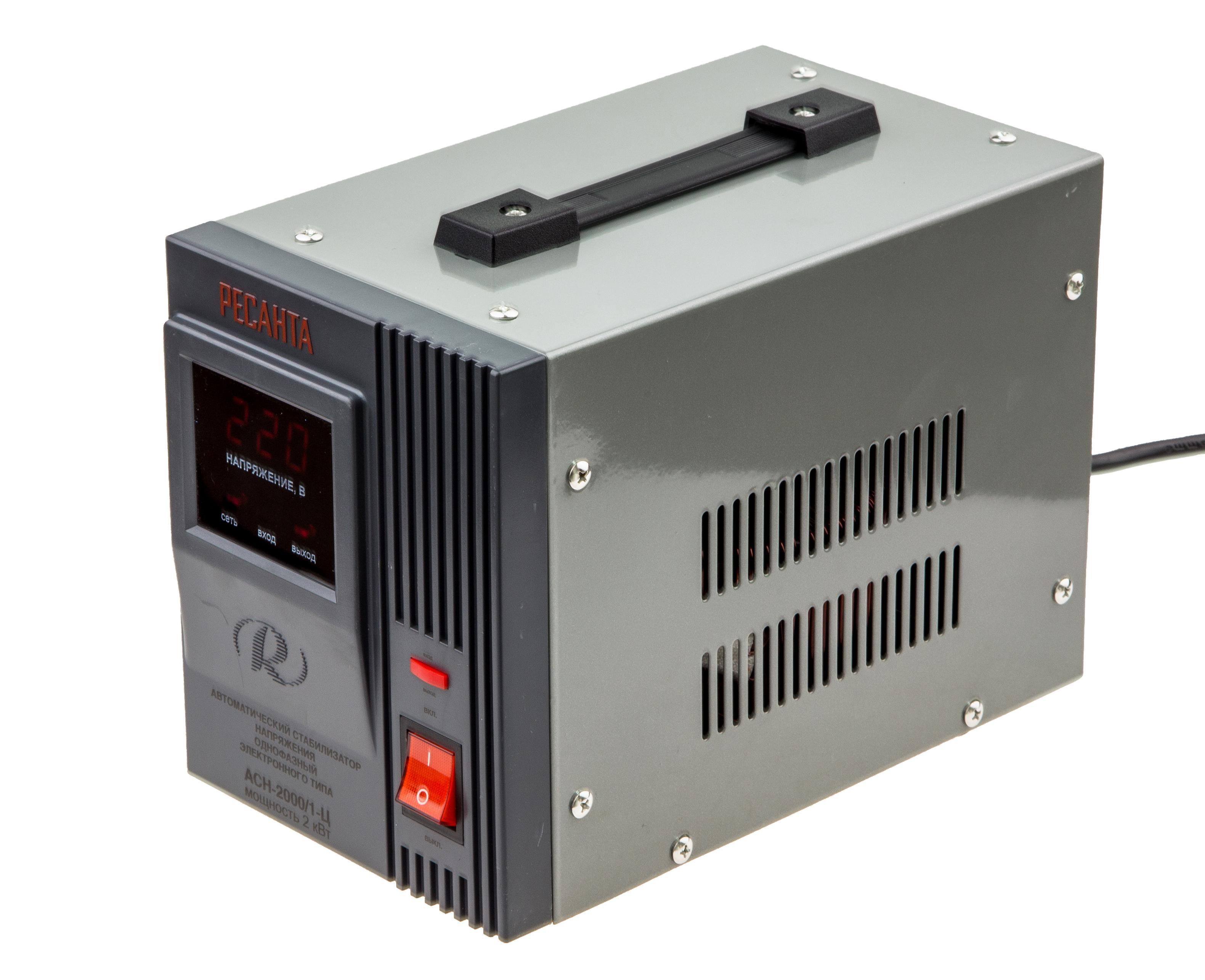Асн-2000/1-ц 220 Вольт 2550.000