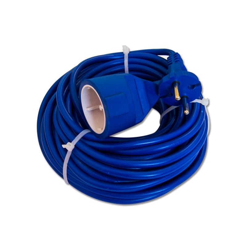 Удлинитель Eurotex 085502-030 стяжка кабельная abb 215х4 8мм черная 100шт