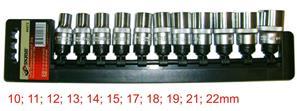 Набор головок Skrab 44472 набор skrab 33890
