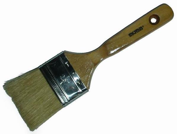 Кисть Skrab 44964 кисть макловица 30х70 мм натуральная щетина пластмассовый корпус пластмассовая ручка sparta