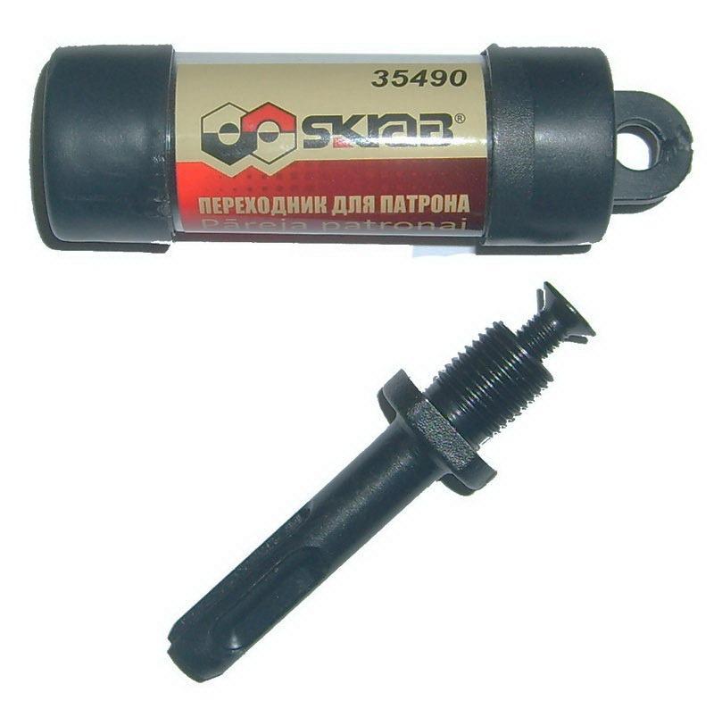 Адаптер Skrab 35490 приспособление skrab skrab 42520 крюк вязальный для проволоки