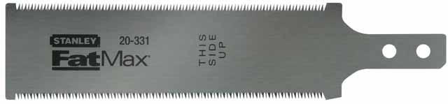 Полотно для ручной ножовки Stanley 3-20-331