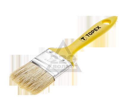 Кисть плоская TOPEX 20B930