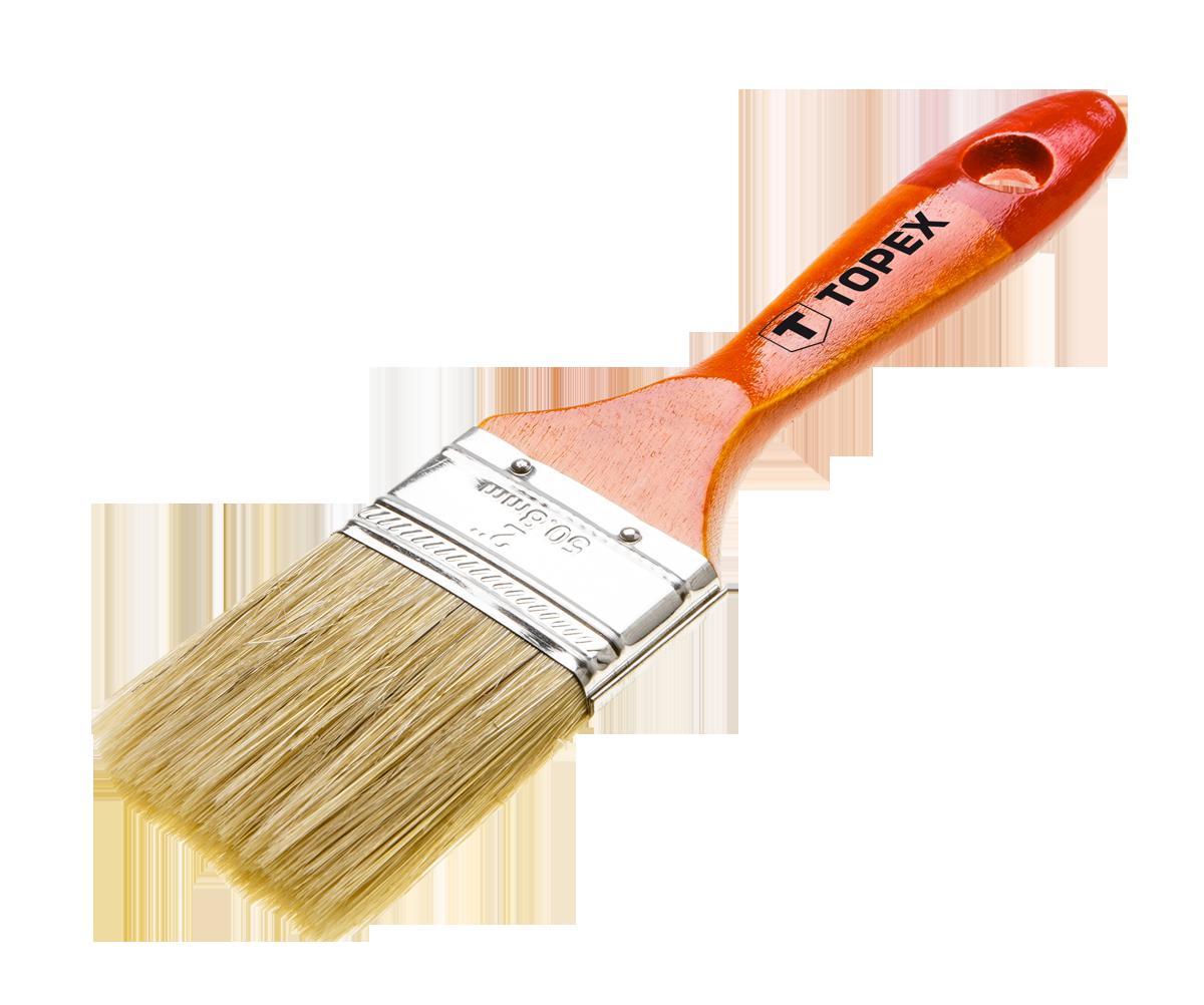 Купить Кисть плоская Topex 20b982