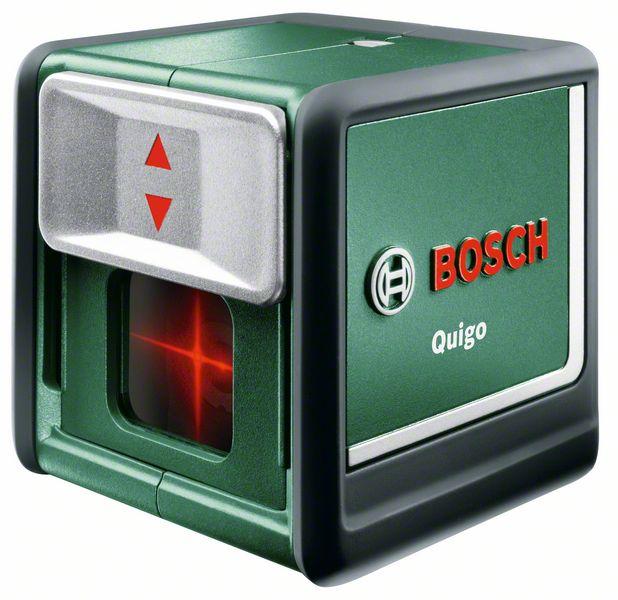Уровень Bosch Quigo iii 0603663521 (мет.упаковка)(0.603.663.521) нивелир bosch quigo iii professional 0603663520