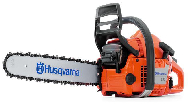 Бензопила Husqvarna 353 (9651697-15)