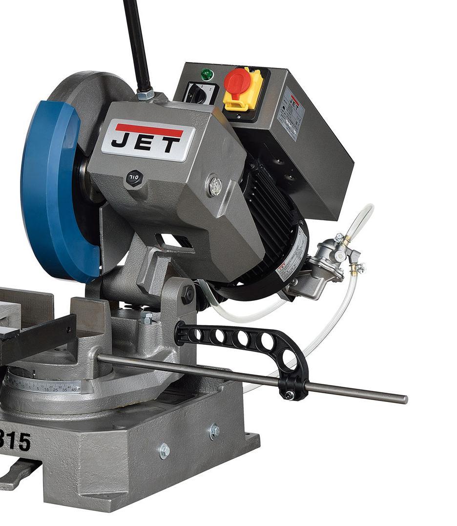 Дисковый отрезной станок Jet Mcs-315t 50000220t