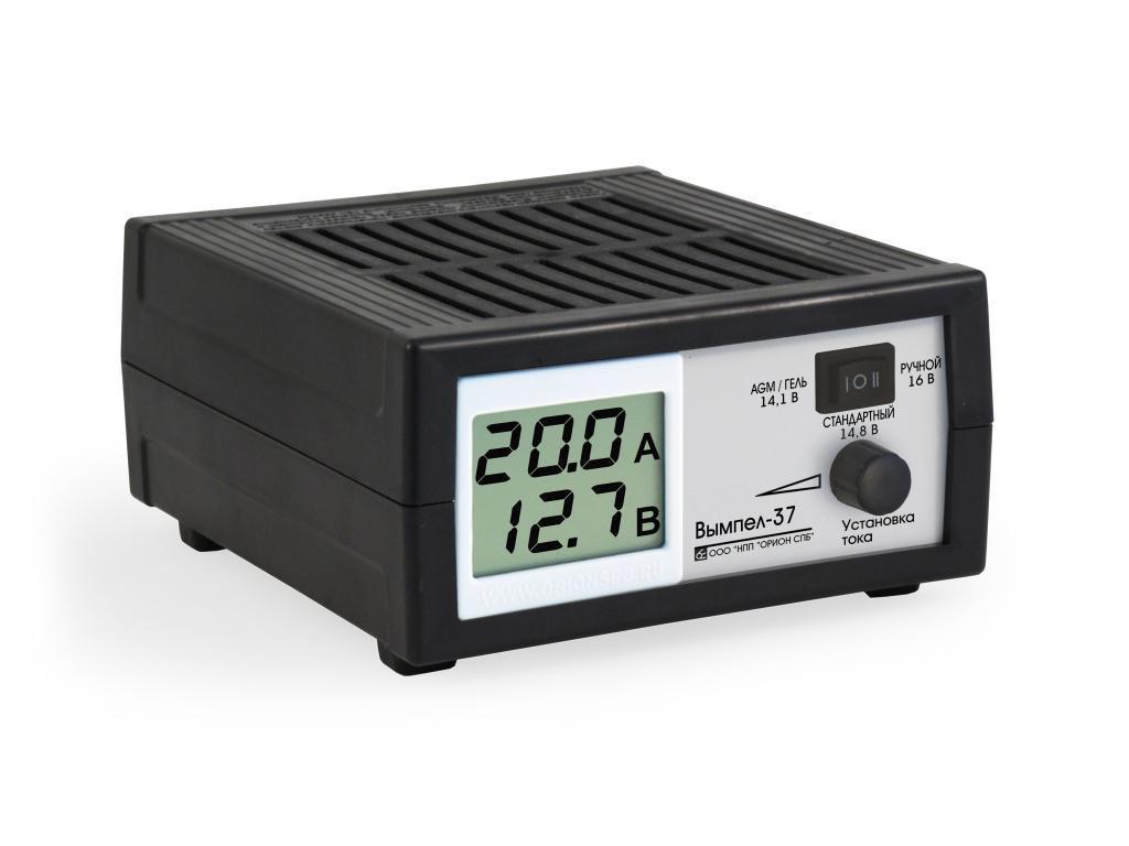 Зарядное устройство ОРИОН Вымпел-37 зарядное устройство орион 265