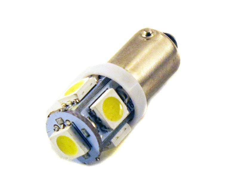 Лампа автомобильная ОРИОН Ba9s-t4w 5smd