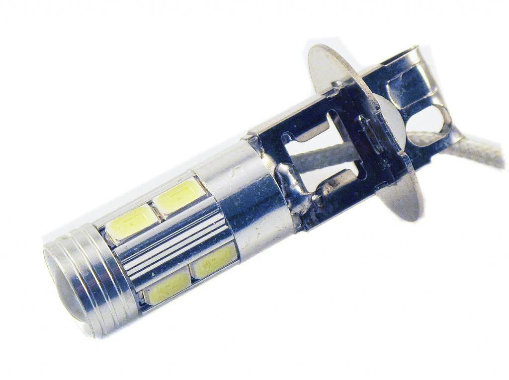 Лампа автомобильная ОРИОН H3 10smd лампа автомобильная орион h11 33smd
