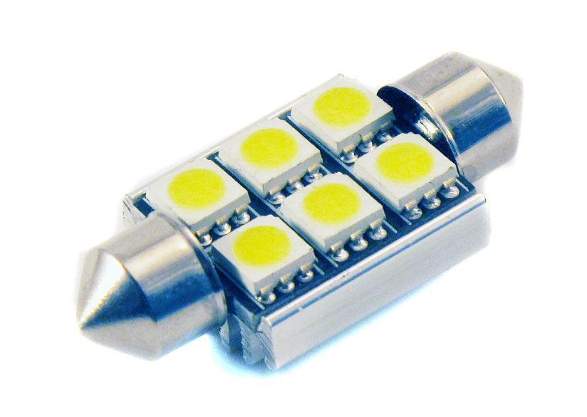 Лампа автомобильная ОРИОН Ht-07-3906 6smd лампы освещение