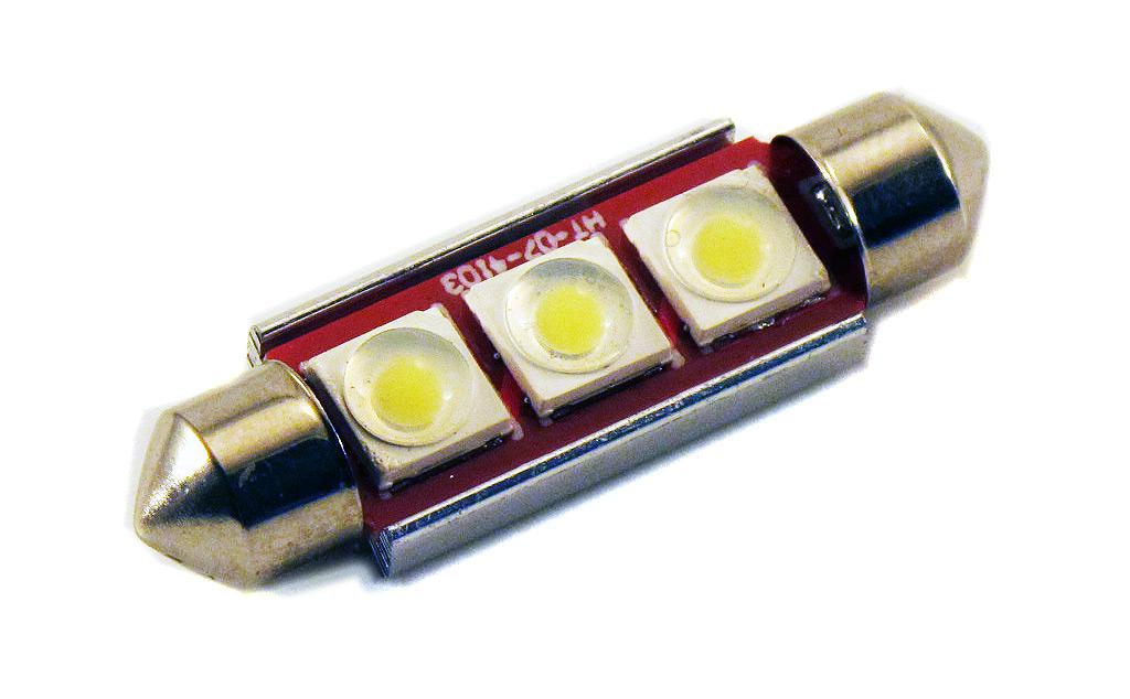 Лампа автомобильная ОРИОН Ht-07-4103 3smd лампы освещение