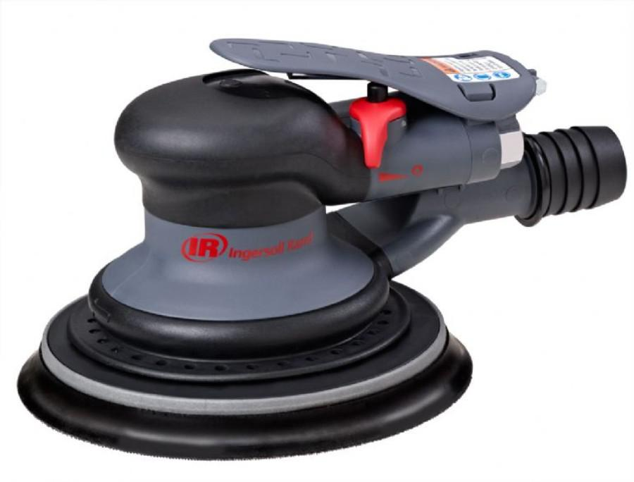 Шлифмашинка орбитальная пневматическая Ingersoll rand 8202max usa aro ingersoll rand 2 inch aluminum alloy pneumatic diaphragm pump 666270 eeb c