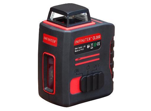 Уровень лазерный INFINITER CL360