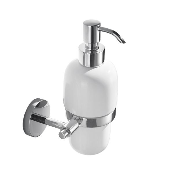 Дозатор для жидкого мыла Iddis Gezsbc0i46 дозатор жидкого мыла grampus briz цвет хром
