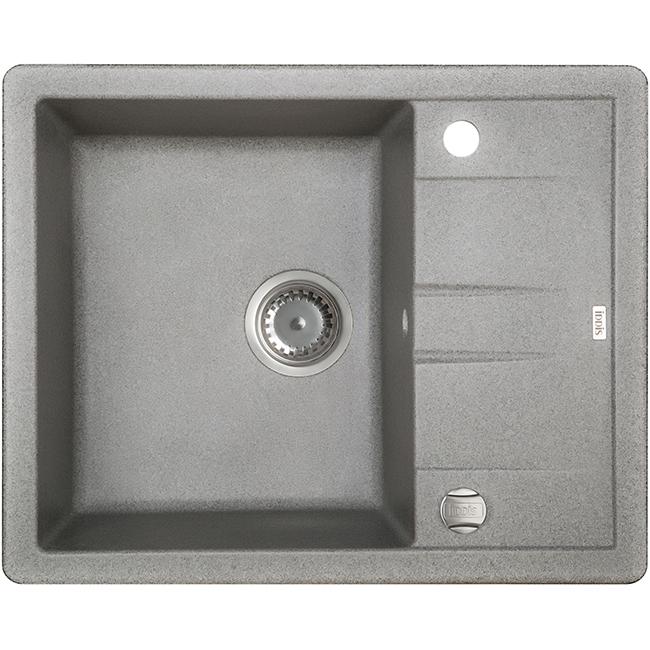 Мойка кухонная Iddis V07g621i87 смеситель для мойки 201 высокий однорычажный серый polygran полигран