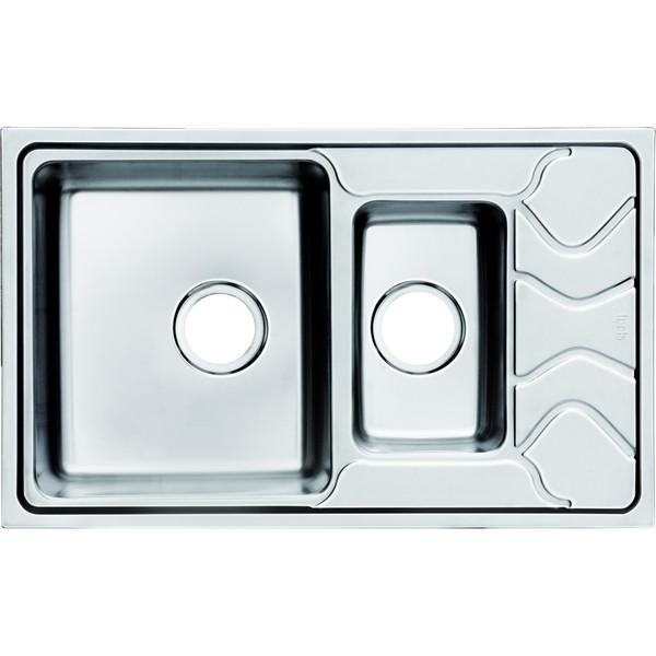 Мойка кухонная Iddis Ree78sxi77 кухонная мойка ukinox comfort cop 780 480 gt6k левая