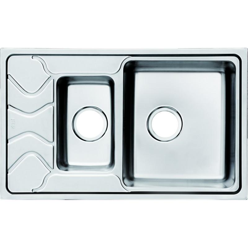 Мойка кухонная Iddis Ree78szi77 кухонная мойка ukinox comfort cop 780 480 gt6k левая