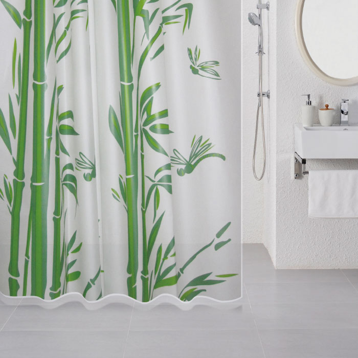 Штора для ванной комнаты Milardo 510v180m11 штора для ванной комнаты milardo lovely phantom 503v180m11
