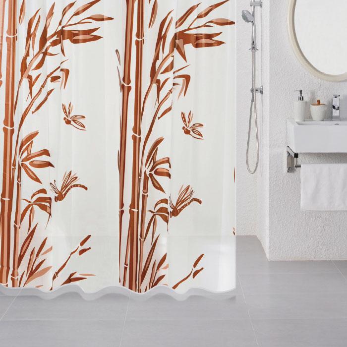 Штора для ванной комнаты Milardo 511v180m11 штора для ванной комнаты milardo lovely phantom 503v180m11