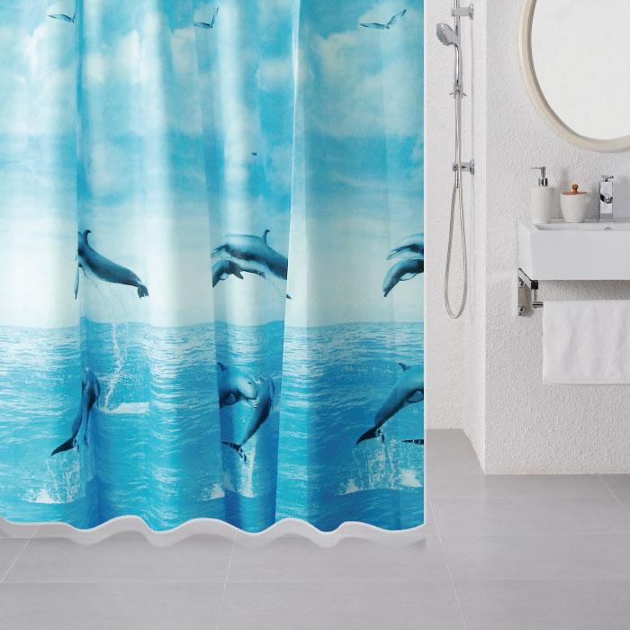 Штора для ванной комнаты Milardo 519v180m11 штора для ванной комнаты milardo lovely phantom 503v180m11