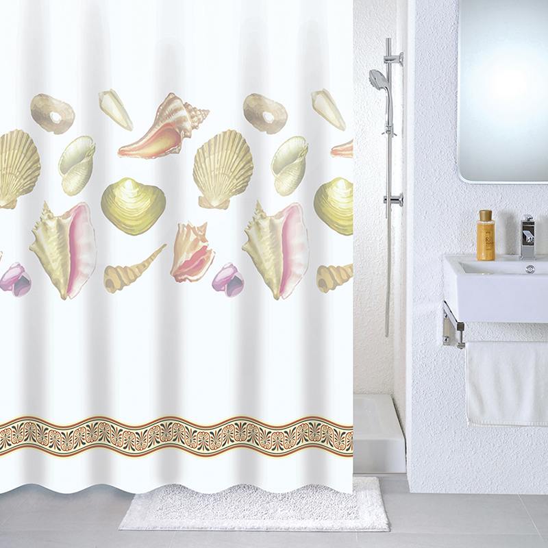 Штора для ванной комнаты Milardo 531v180m11