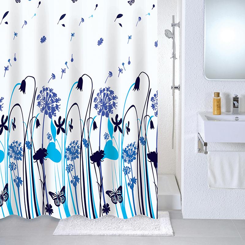 Штора для ванной комнаты Milardo 535v180m11 штора для ванной комнаты milardo lovely phantom 503v180m11