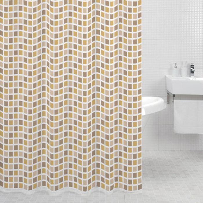 Штора для ванной комнаты Milardo 700p180m11 штора для ванной комнаты milardo lovely phantom 503v180m11
