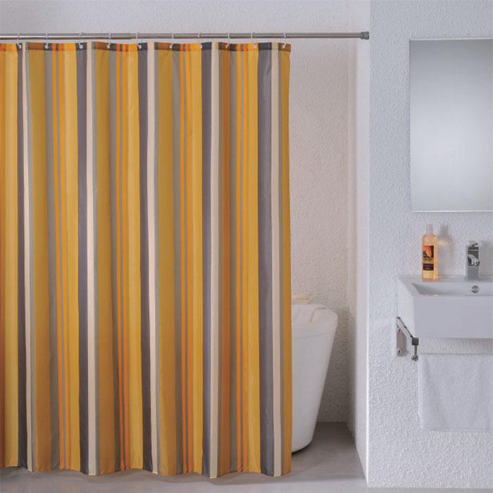Штора для ванной комнаты Milardo 710p180m11 штора для ванной комнаты milardo lovely phantom 503v180m11