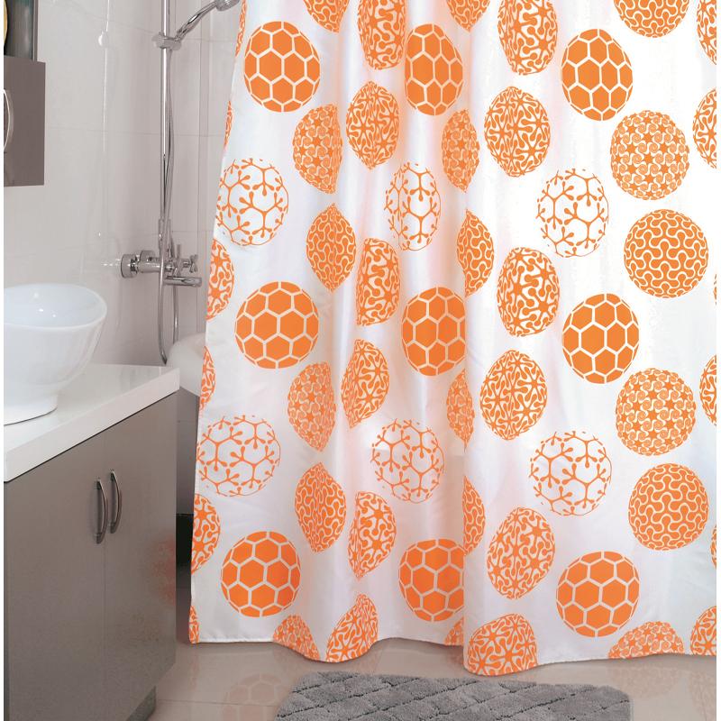Штора для ванной комнаты Milardo 850p180m11 штора для ванной комнаты milardo lovely phantom 503v180m11
