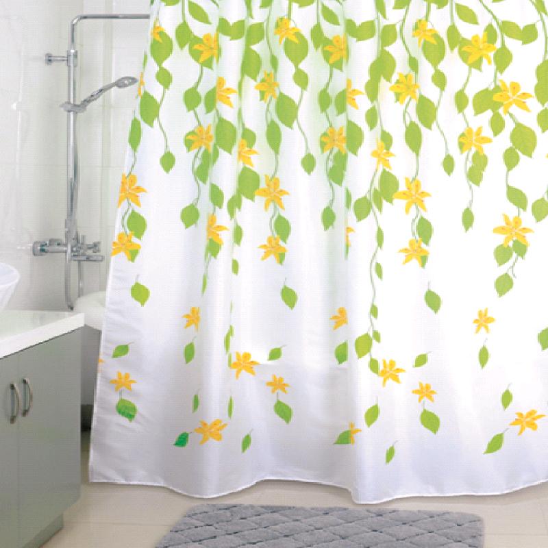 Штора для ванной комнаты Milardo 880p180m11 штора для ванной комнаты milardo lovely phantom 503v180m11