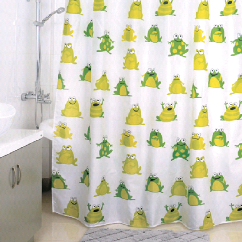 Штора для ванной комнаты Milardo 890p180m11 milardo amur amusb00m01