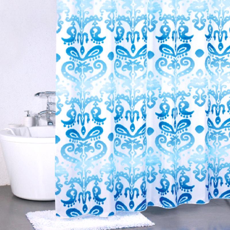 Штора для ванной комнаты Milardo 920p180m11 milardo amur amusb00m01