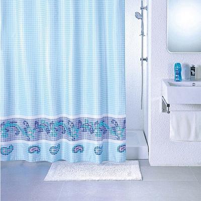 Штора для ванной комнаты Milardo Scmi011p штора для ванной комнаты milardo 535v180m11