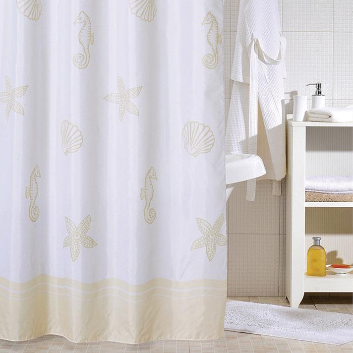 Штора для ванной комнаты Milardo Scmi060p штора для ванной комнаты milardo 535v180m11