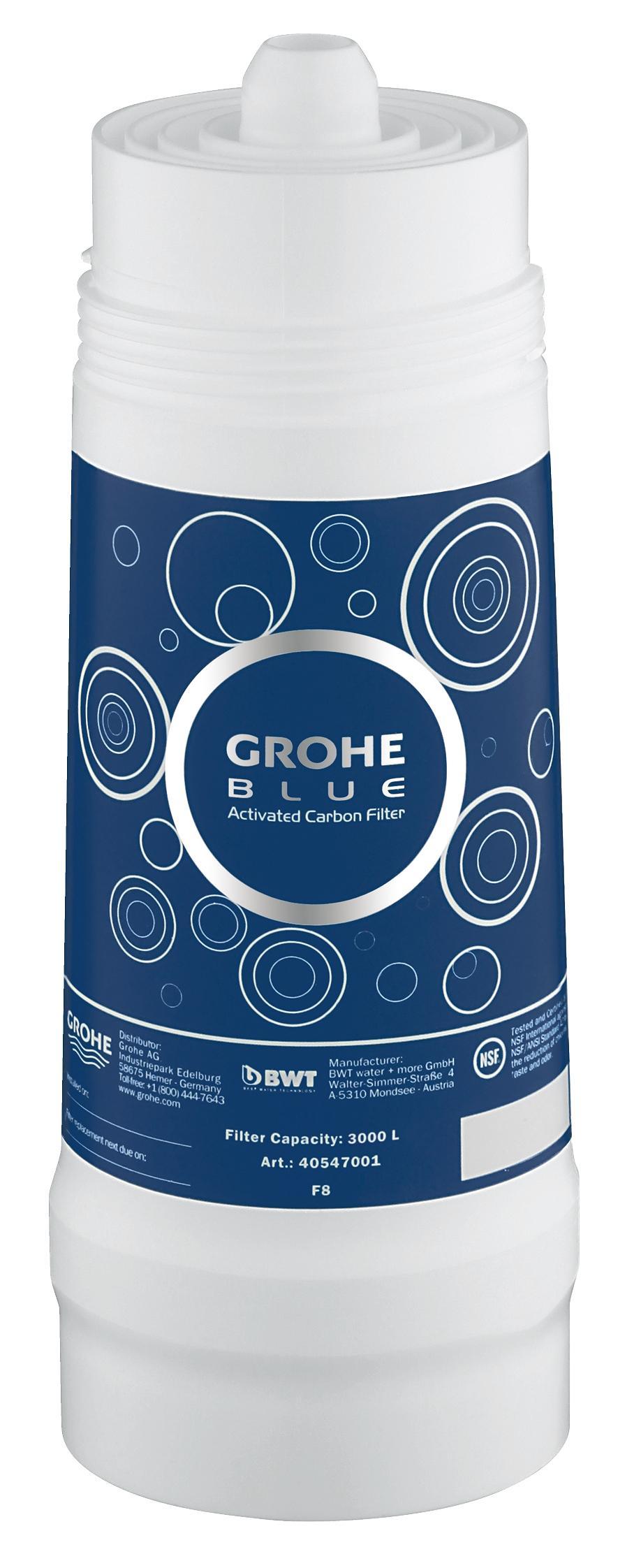 Фильтр Grohe 40547001 бак из нержавеющей стали для питьевой воды москва