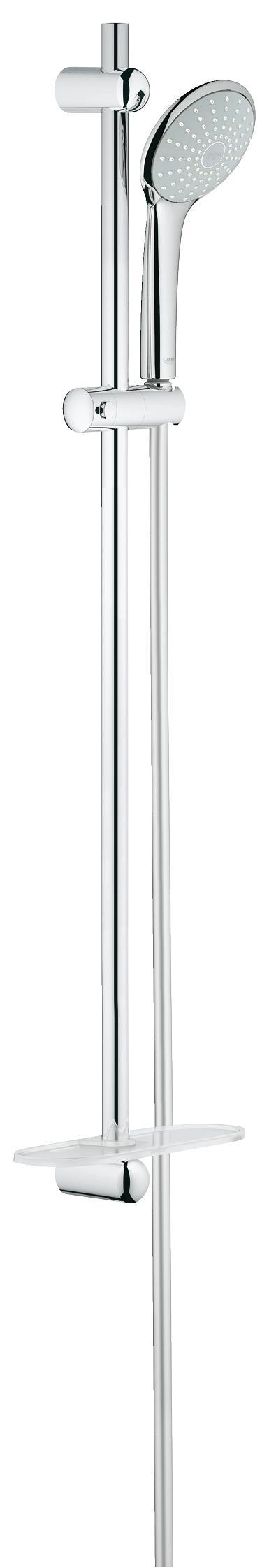 Душевой гарнитур Grohe 27267001 душевой трап pestan square 3 150 мм 13000007