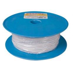 Проволока Rexant 09-0101 нитки вязальные фиалка хлопчатобумажные цвет белый 0101 225 м 75 г 4 шт