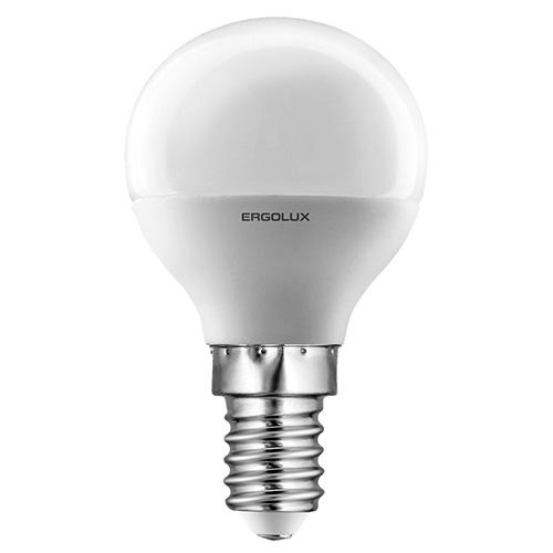 Лампа светодиодная Ergolux 12138 led-g45-5w-e14-3k bering 12138 007