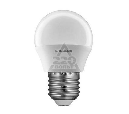 Лампа светодиодная ERGOLUX 12140 LED-G45-5W-E14-4K