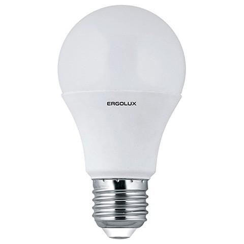 Лампа светодиодная Ergolux 12149 led-a60-10w-e27-4k