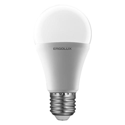 Лампа светодиодная Ergolux 12151 led-a60-12w-e27-4k