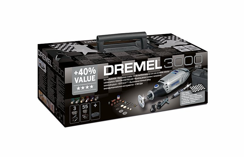 Мини-дрель Dremel 3000-3/55