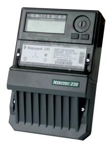 Счетчик электроэнергии ИНКОТЕКС МЕРКУРИЙ 230 art-02 cln
