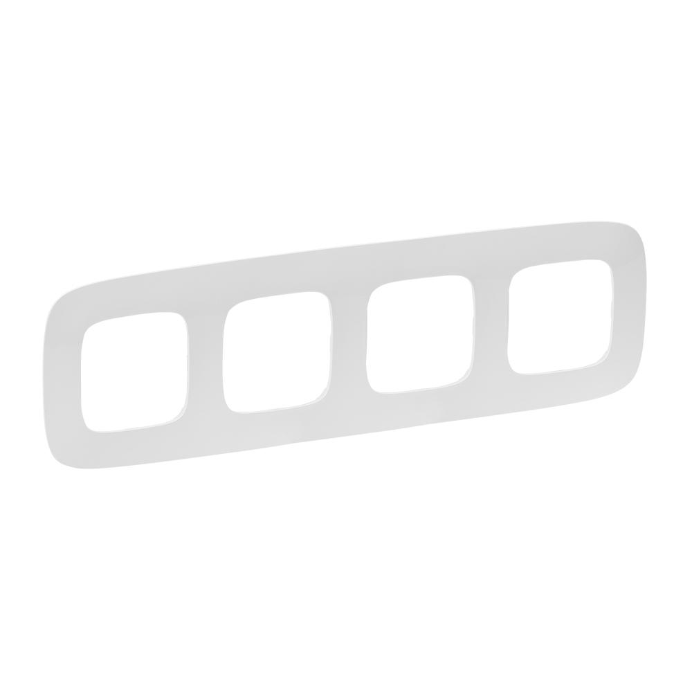 Рамка Legrand Valena allure 754304 бра alfa vanila venge 22070